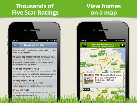 Trulia Real Estate - Homes for Sale & Apartments for Rent
