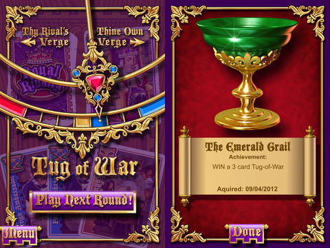 Royal Rivalry iPhone app review