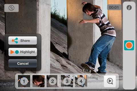 givit video highlighter iphone app