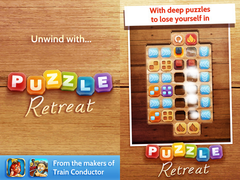 puzzle retreat iphone app review
