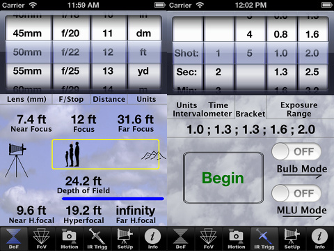 setmycampro iphone app review