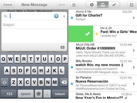 mailbox iphone app review