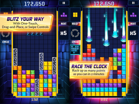 tetris blitz iphone app review