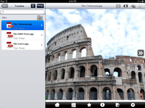 Dragnsync iPad app review