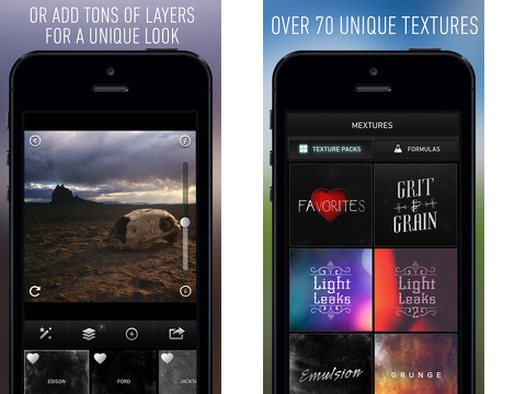 mextures iphone app review