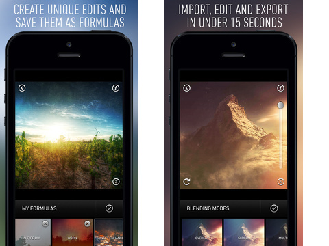 mextures iphone app review