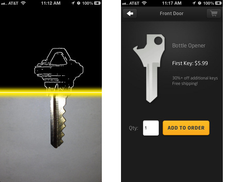 keyme digital keychain iphone app review
