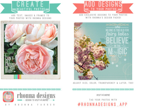rhonna designs iphone app review