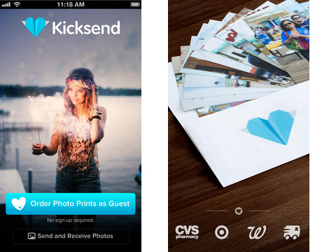 kicksend iphone app review