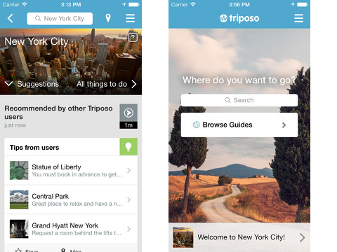 triposo iphone app review