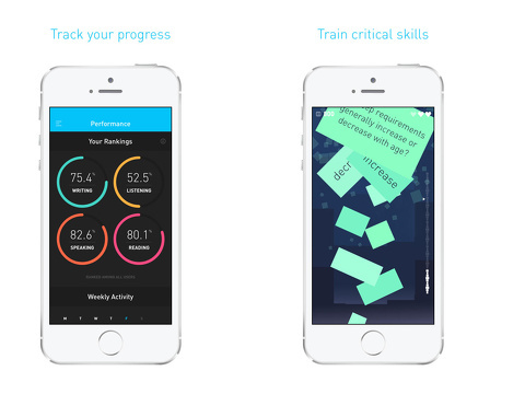 elevate brain training iphone app review