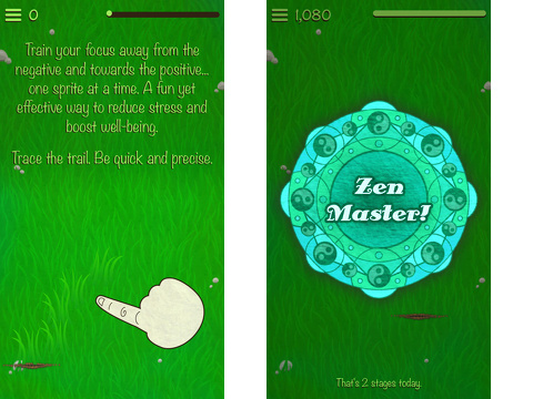 personal zen iphone app review