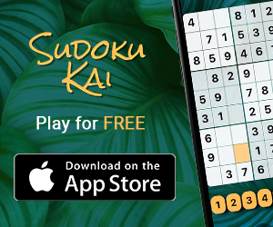 Sudoku Kai - free game