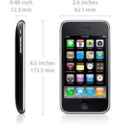 iPhone 3G S Specs