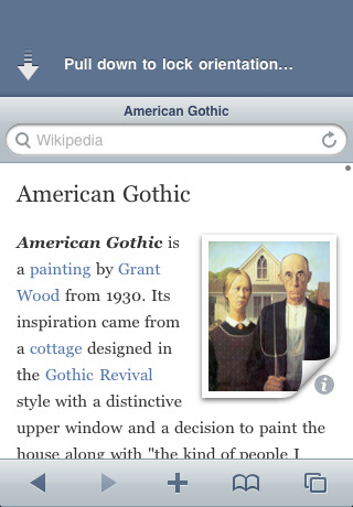 Articles The Wikipedia App