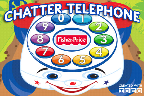 Fisher-Price: Chatter Telephone