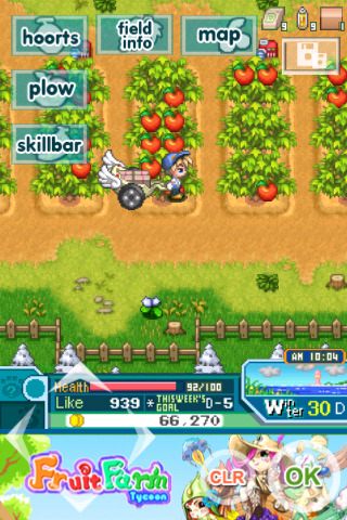 Fruit Farm Tycoon