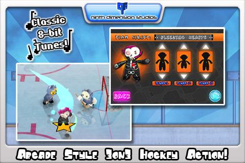 The Hockey Experiment