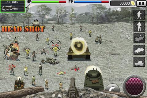 Battle Defence Line
