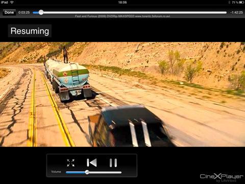 CineXPlayer Xvid Player