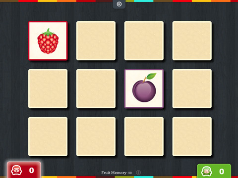 Fruit Memory HD