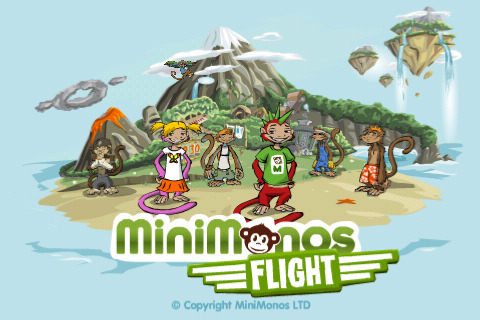 MiniMonos Flight