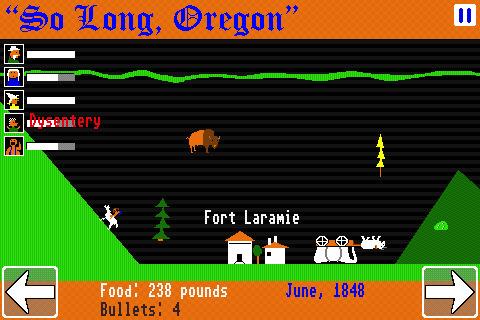 So Long Oregon!