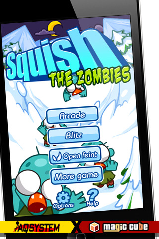 Squish The Zombies