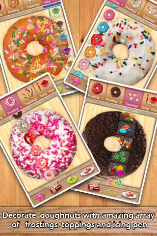 Doughnuts : Mmm…Donuts!