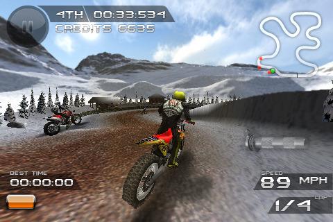 Hardcore Dirt Bike
