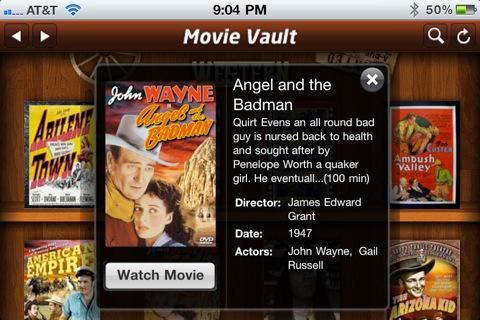 Movie Vault