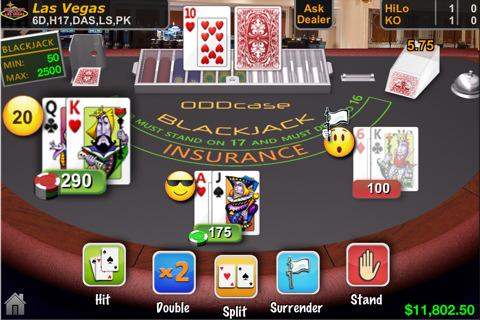 ODDcase Blackjack