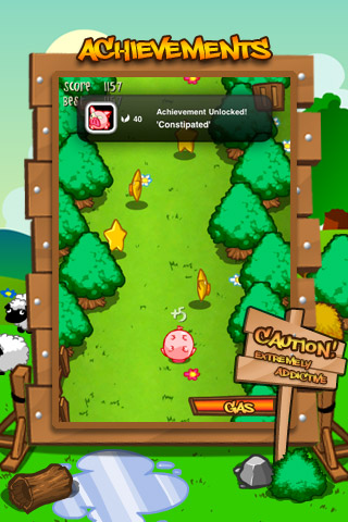 Pig Shot iPhone game app review | AppSafari