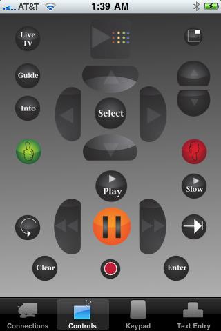 RemoteT Tivo Remote