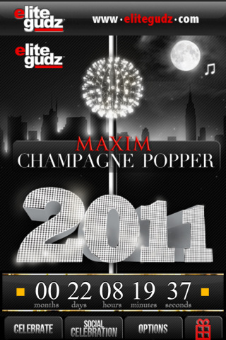 Champagne Popper