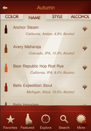 Craft Beer App