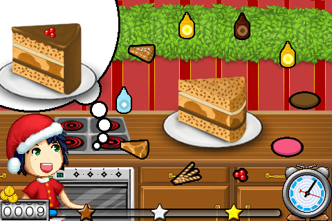 My Little Restaurant: Christmas Edition