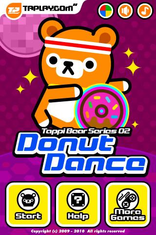 Donut Dance - Tappi Bear