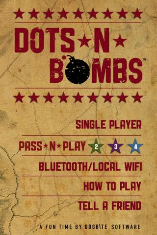 Dots-n-Bombs