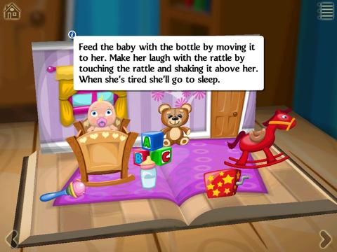 Grimm's Rapunzel - 3D Interactive Pop-up Book
