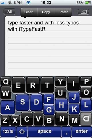 iTypeFastR Clipboard