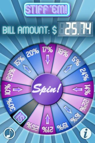 STIFF 'EM! - The Tip Calculating Game!