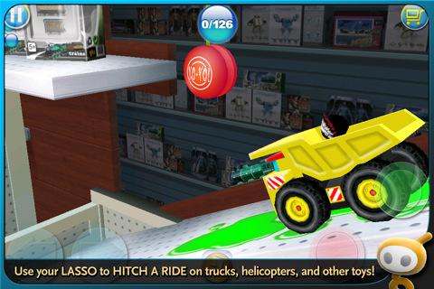 Toyshop Adventures