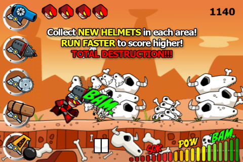 Helmet Hero: Head Trauma