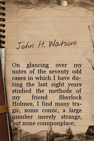 S.Holmes 1