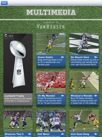 Super Bowl XLV Official NFL Game Program