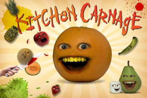 Annoying Orange: Kitchen Carnage