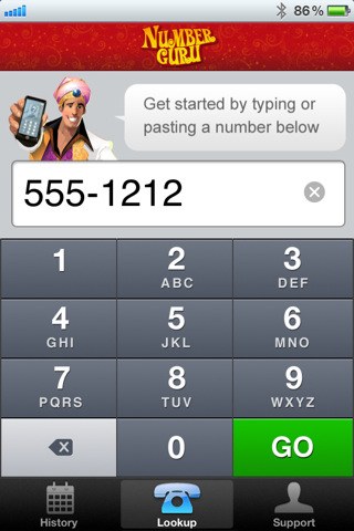 Number Guru - Reverse Phone & Caller Lookup