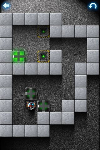 The Heist - Robot Puzzle