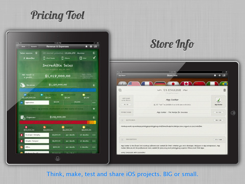 App Cooker - Design, Mockup & Prototype Apps Interfaces